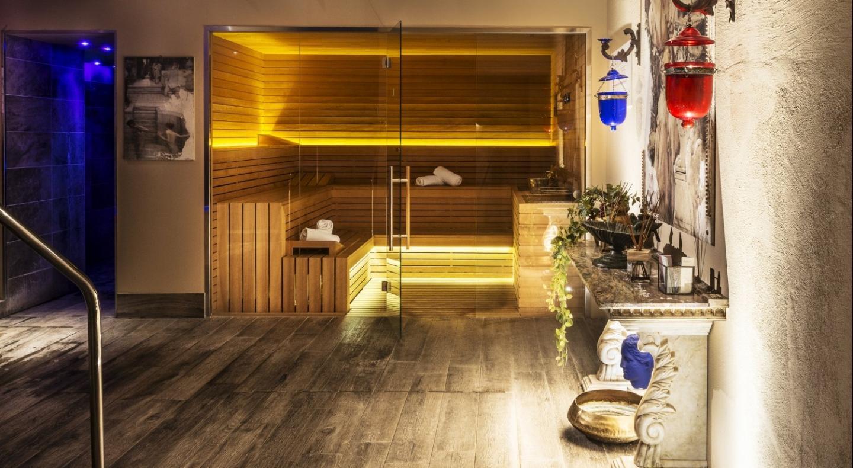 La Spa Benessere E Relax Per Il Corpo Roseo Euroterme Resort 4