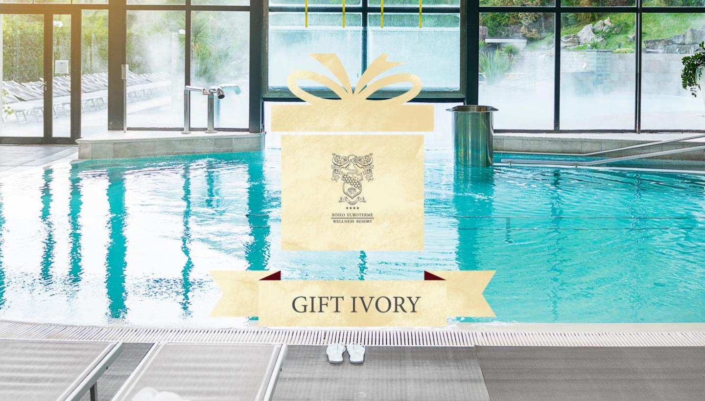 Gift Voucher Ivory 1 Notte di Benessere
