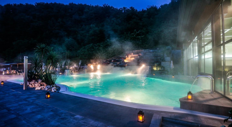 Le terme a bagno di romagna ròseo euroterme resort