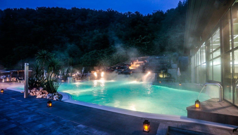 Piscina Termale Roseo Euroterme Resort 4